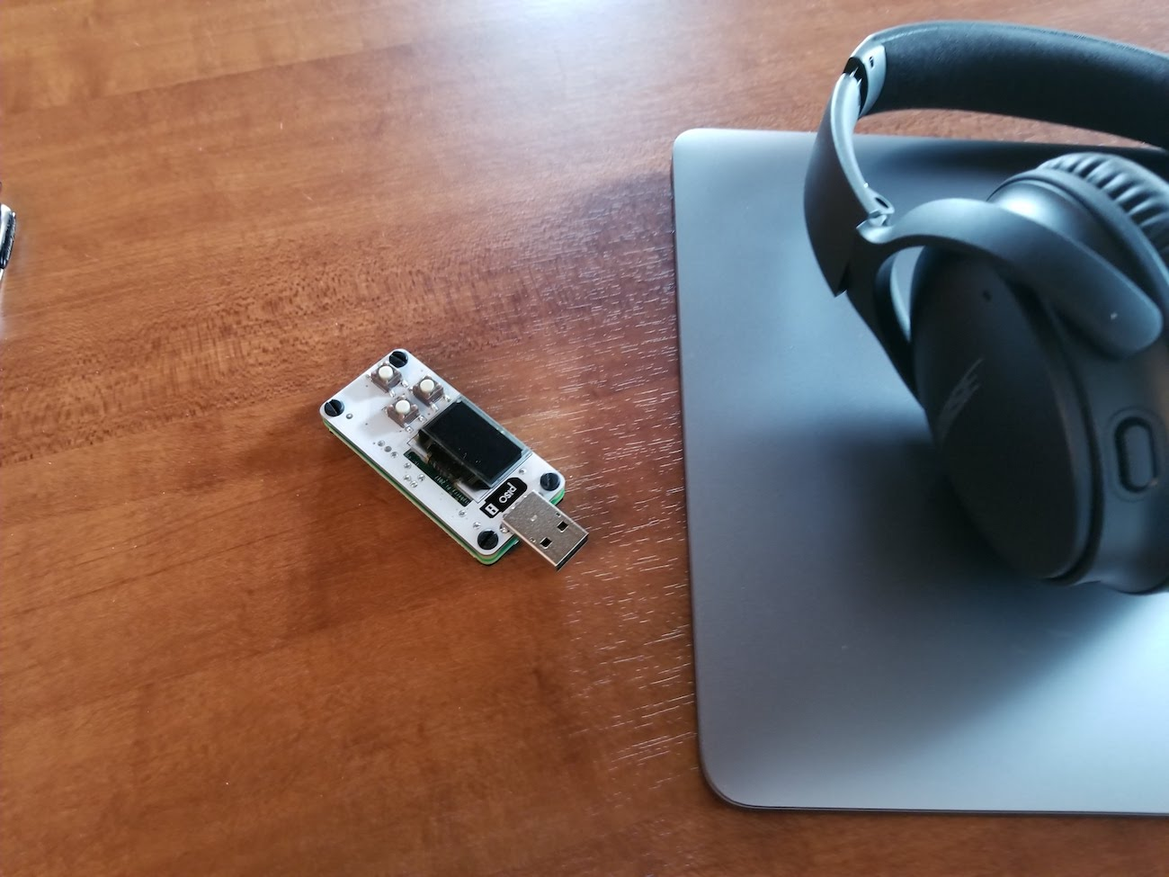 pISO Raspberry Pi Zero Flash Drive Hat