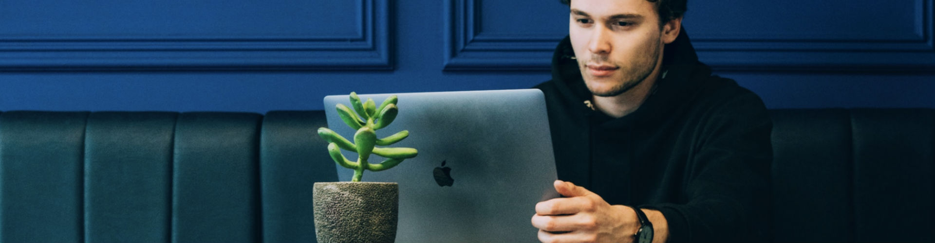 Is working remotely easier than going to an office?
