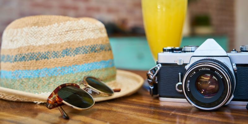 Summer vacation must-haves for 2018