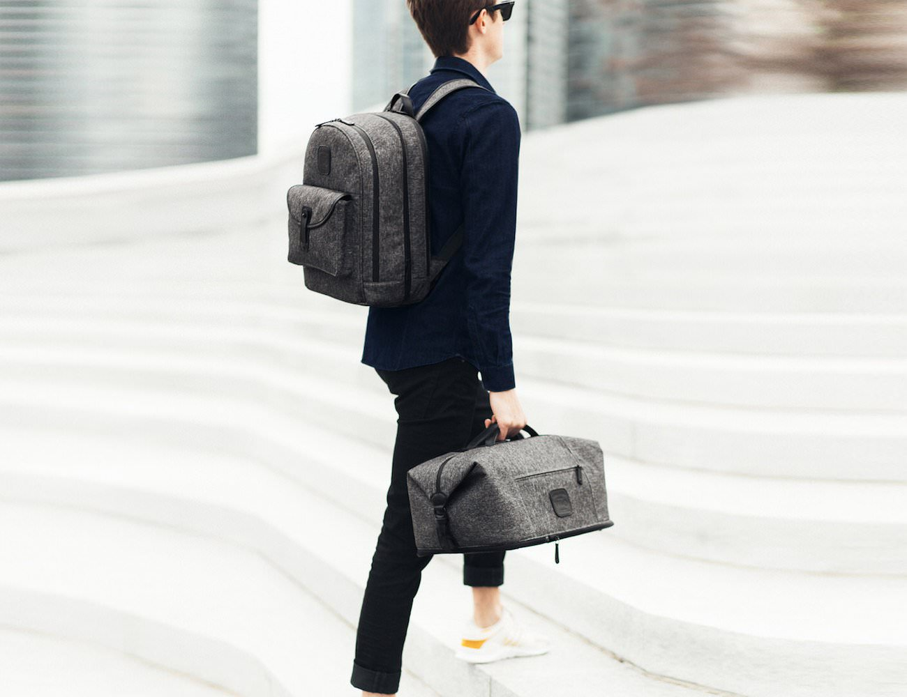 This 6-in-1 duffle backpack is the ultimate travel companion
