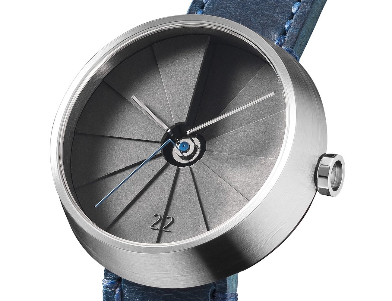 22 Design Studio 4th Harbour Edition Watch