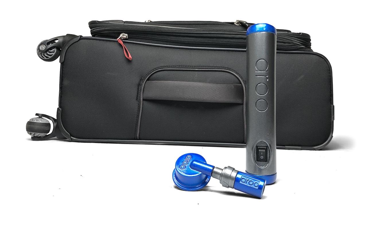 Aroo Mini Bar Travel Vacuum Compressor