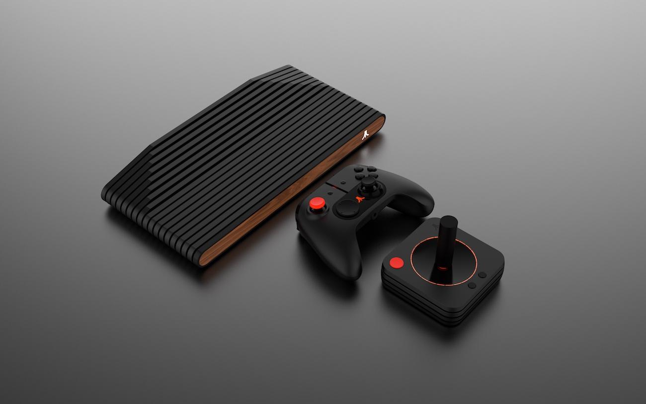 Atari VCS Retro Video Computer System