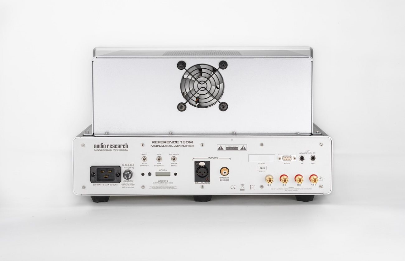 Audio Research Reference 160M Monoblock Power Amplifier