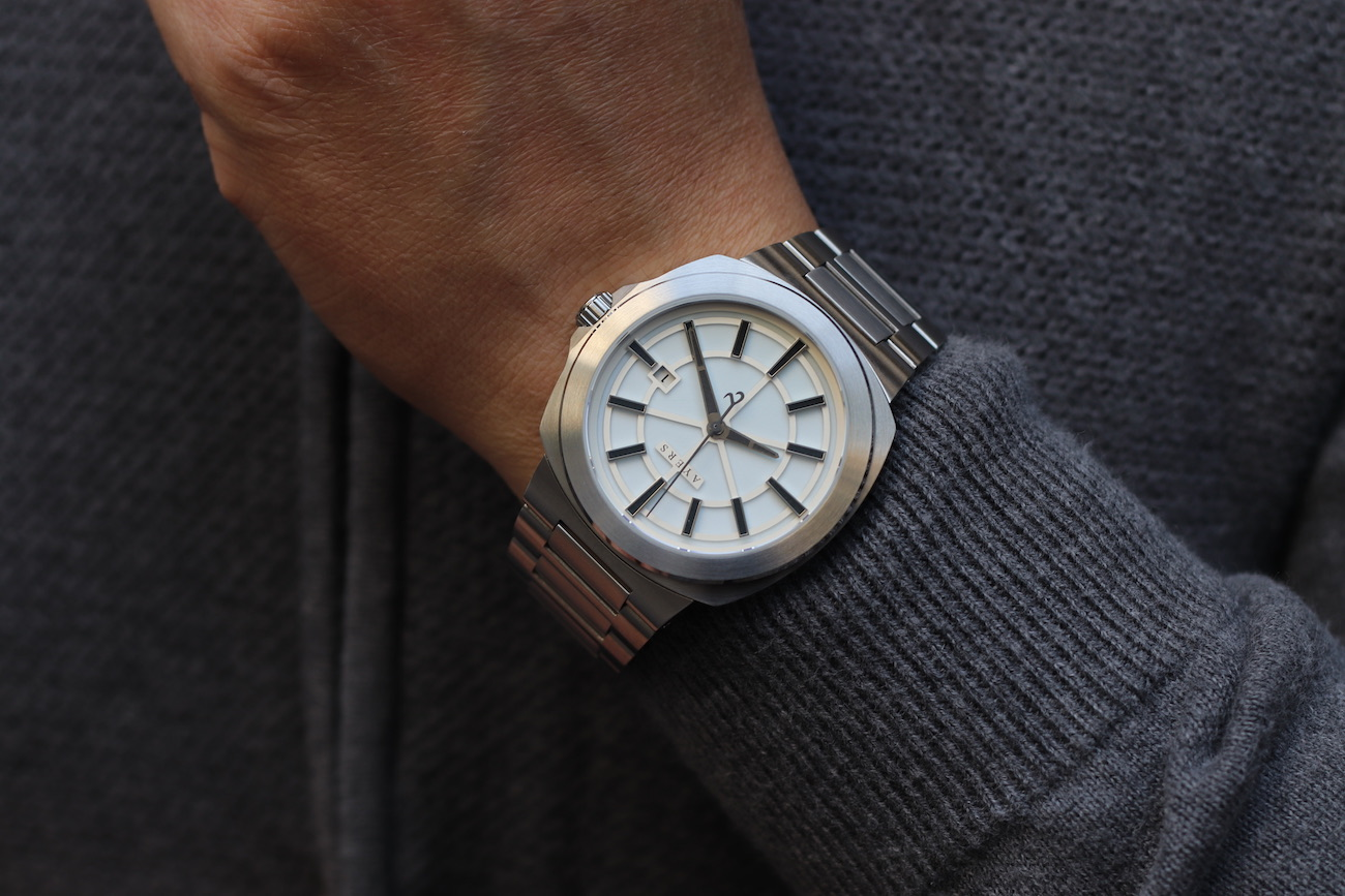 Ayers Watches Metropolitan Premium Automatic Watch