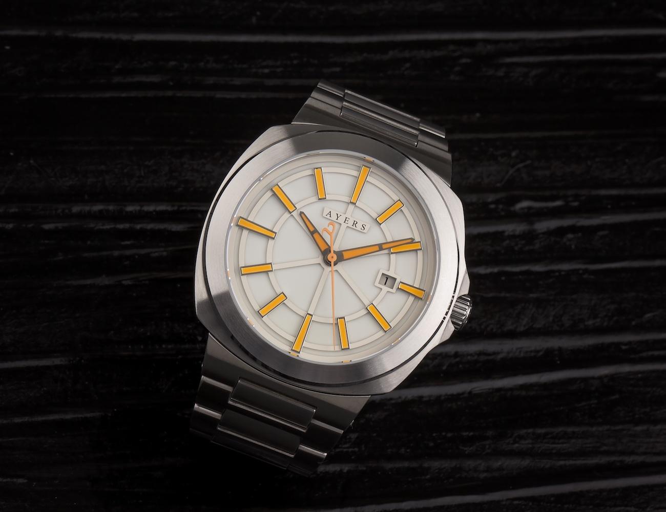 Ayers Watches Metropolitan Premium Automatic Watch