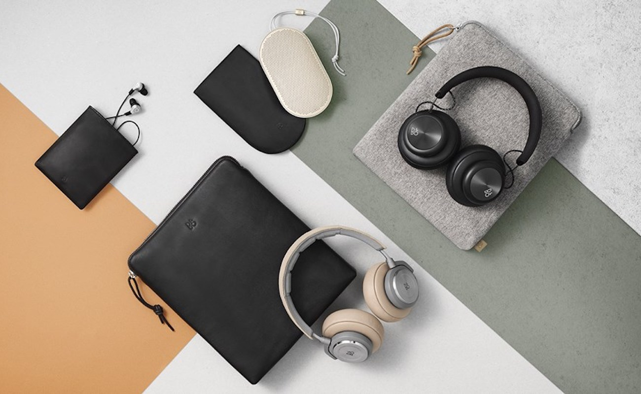 Bang & Olufsen Universal Headphones Bag
