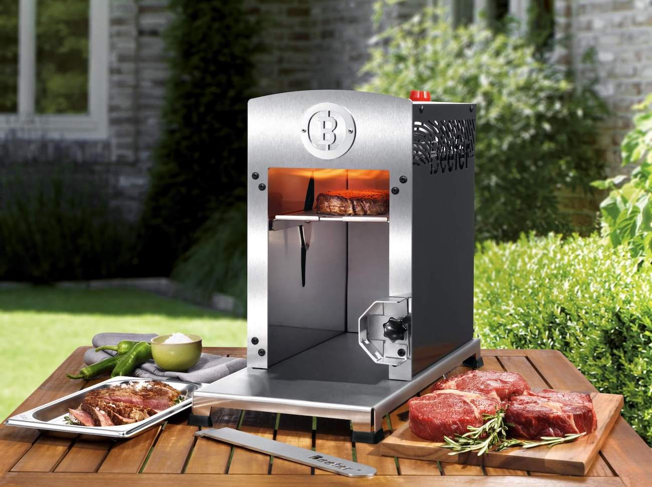 Beefer High Performance Beef Grill