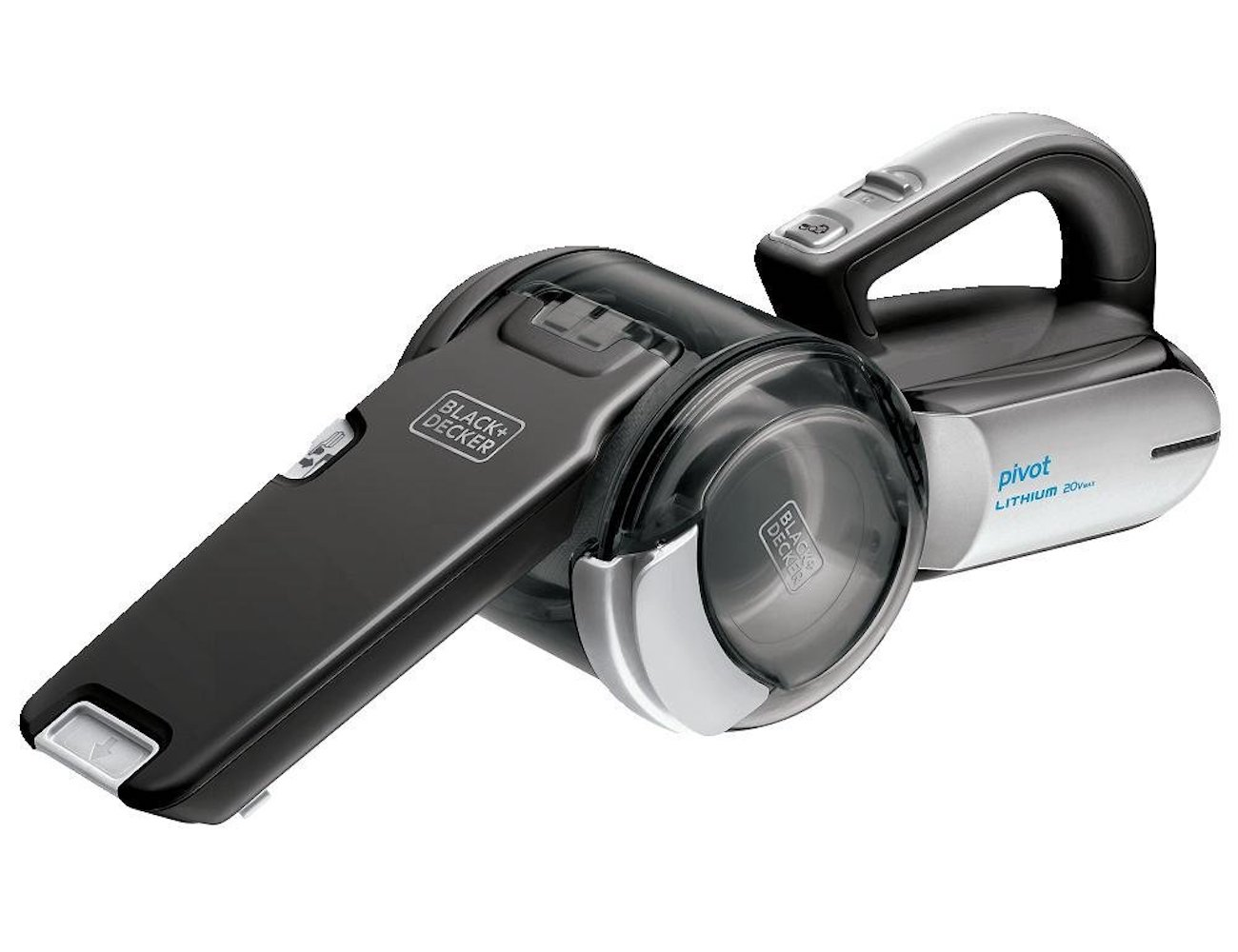 Black and Decker Lithium Pivot Hand Vacuum