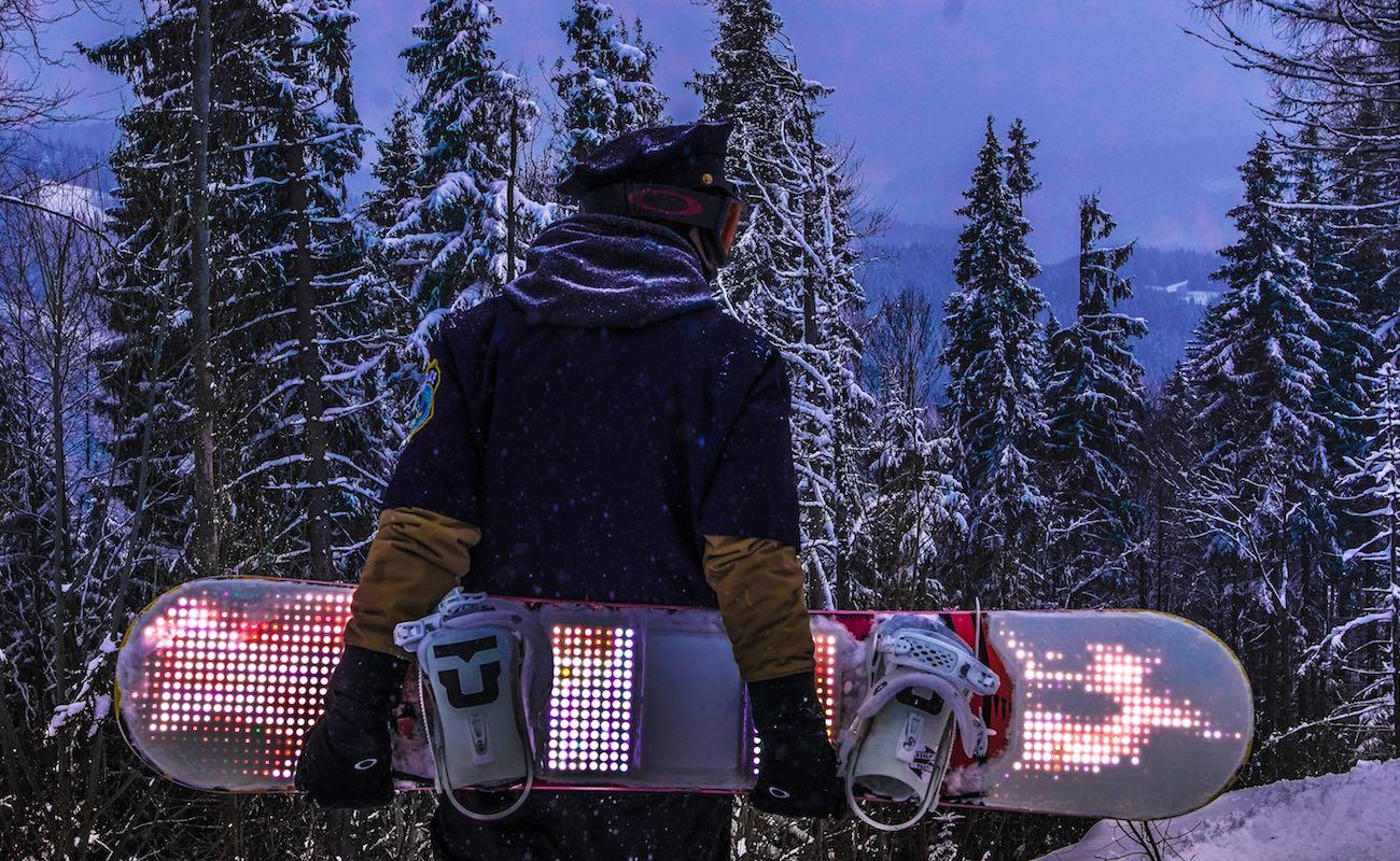 Blizzard Led LED Snowboard Kit