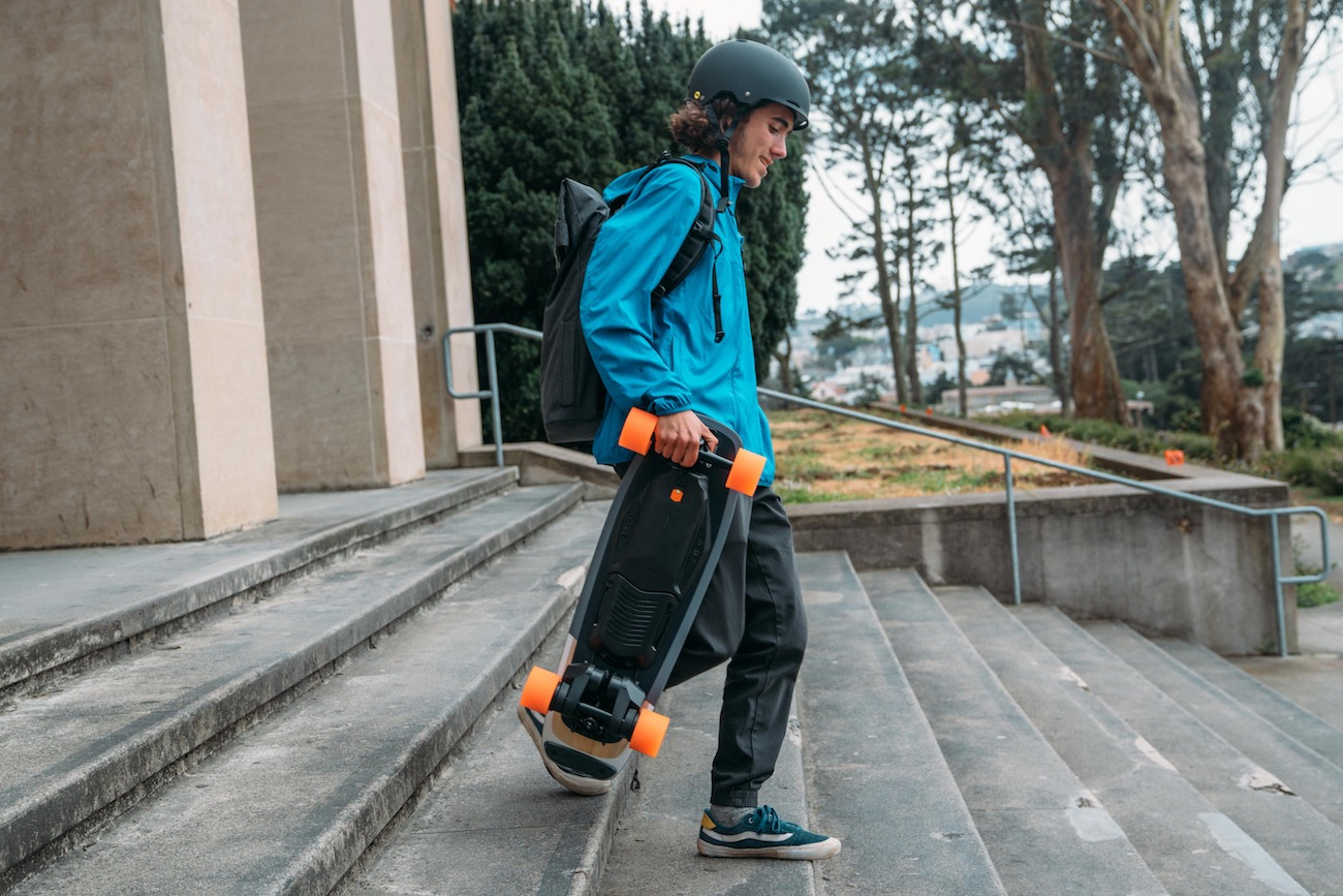 Boosted Mini Electric Short Boards