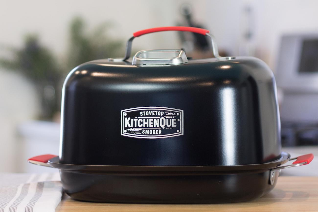 Charcoal Champion Kitchenque Stovetop Smoker