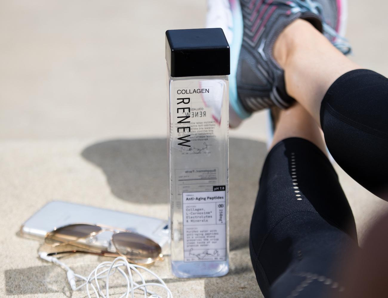 Collagen Renew Collagen Infused Premium Bottled Water
