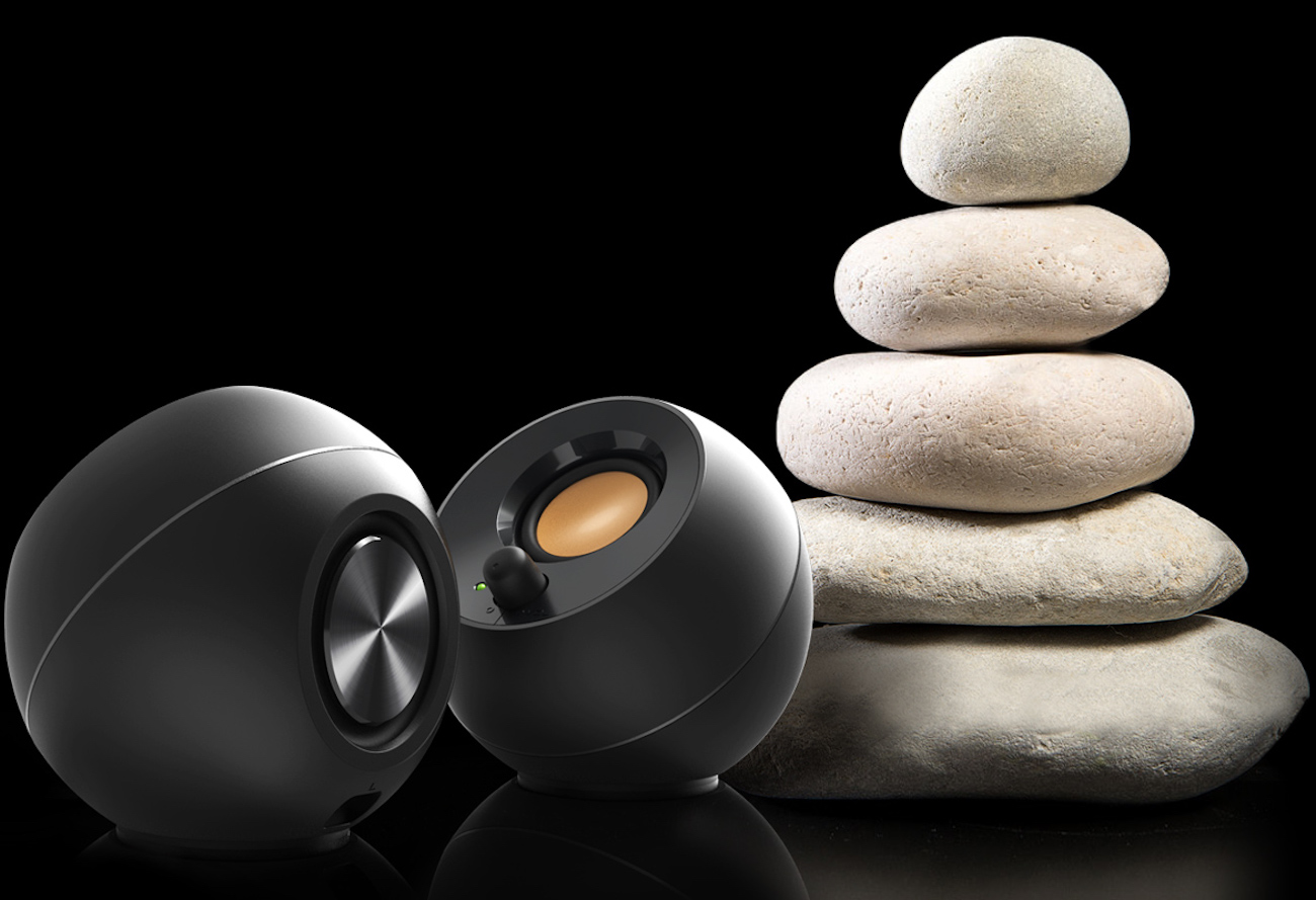 Creative Pebble Modern 2.0 USB Desktop Speakers