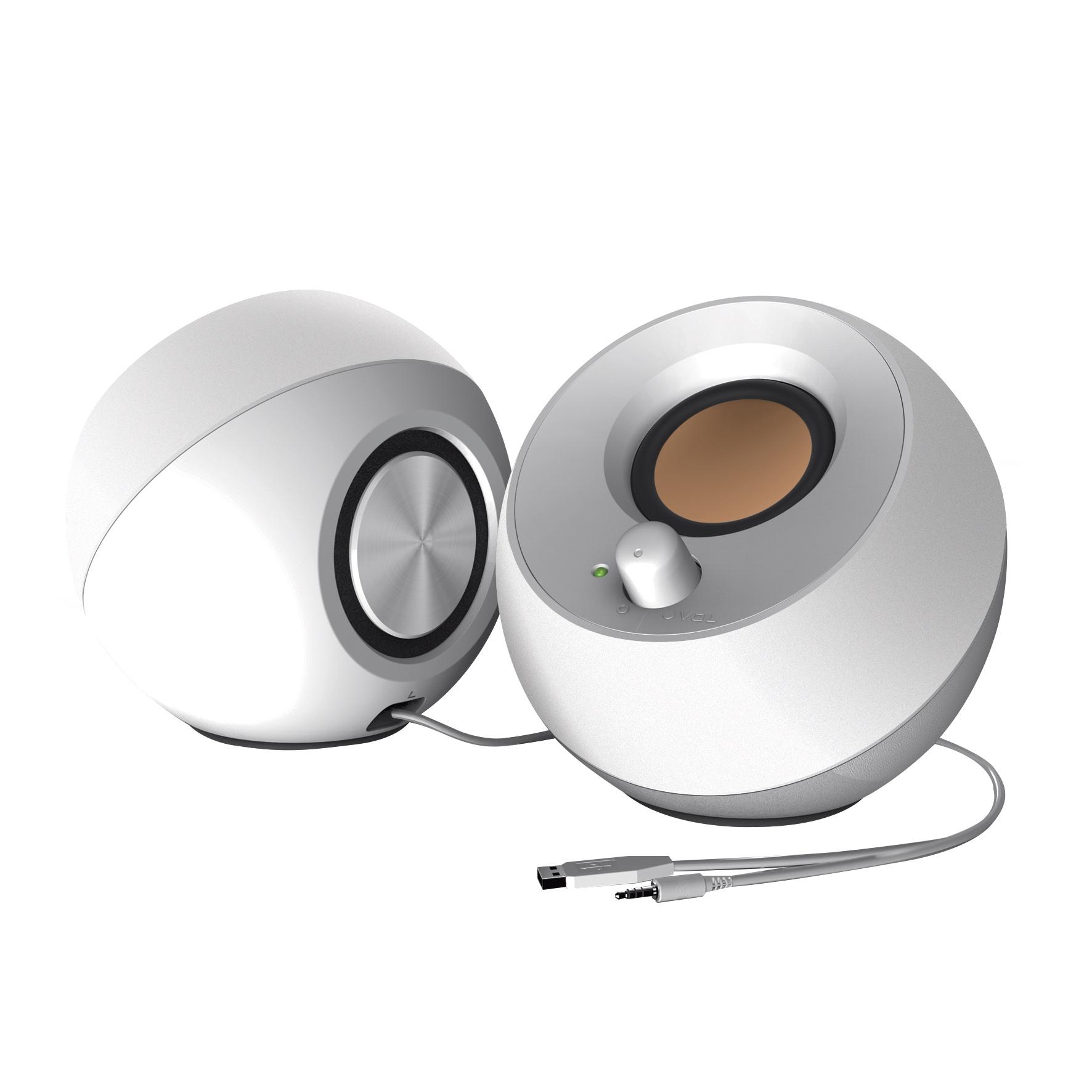 Creative Pebble Modern 2.0 USB Desktop Speakers