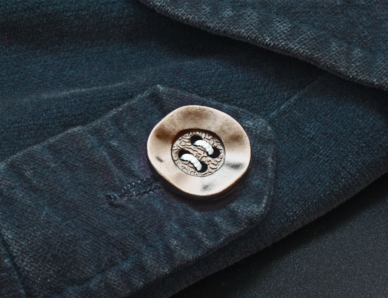 FastButton Needleless Sew Button