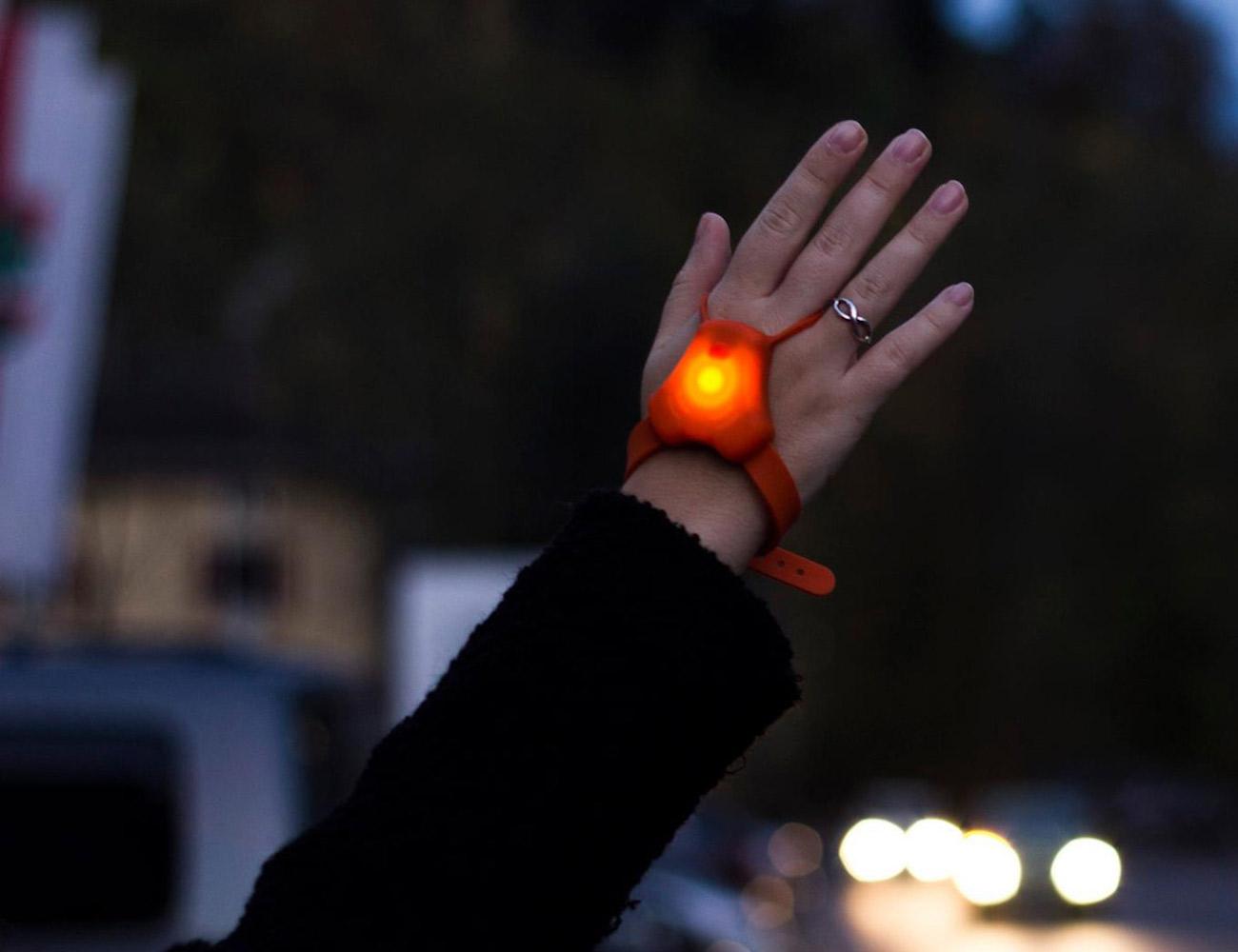 Firebox SeniTurn Wearable Safety Indicator Lights