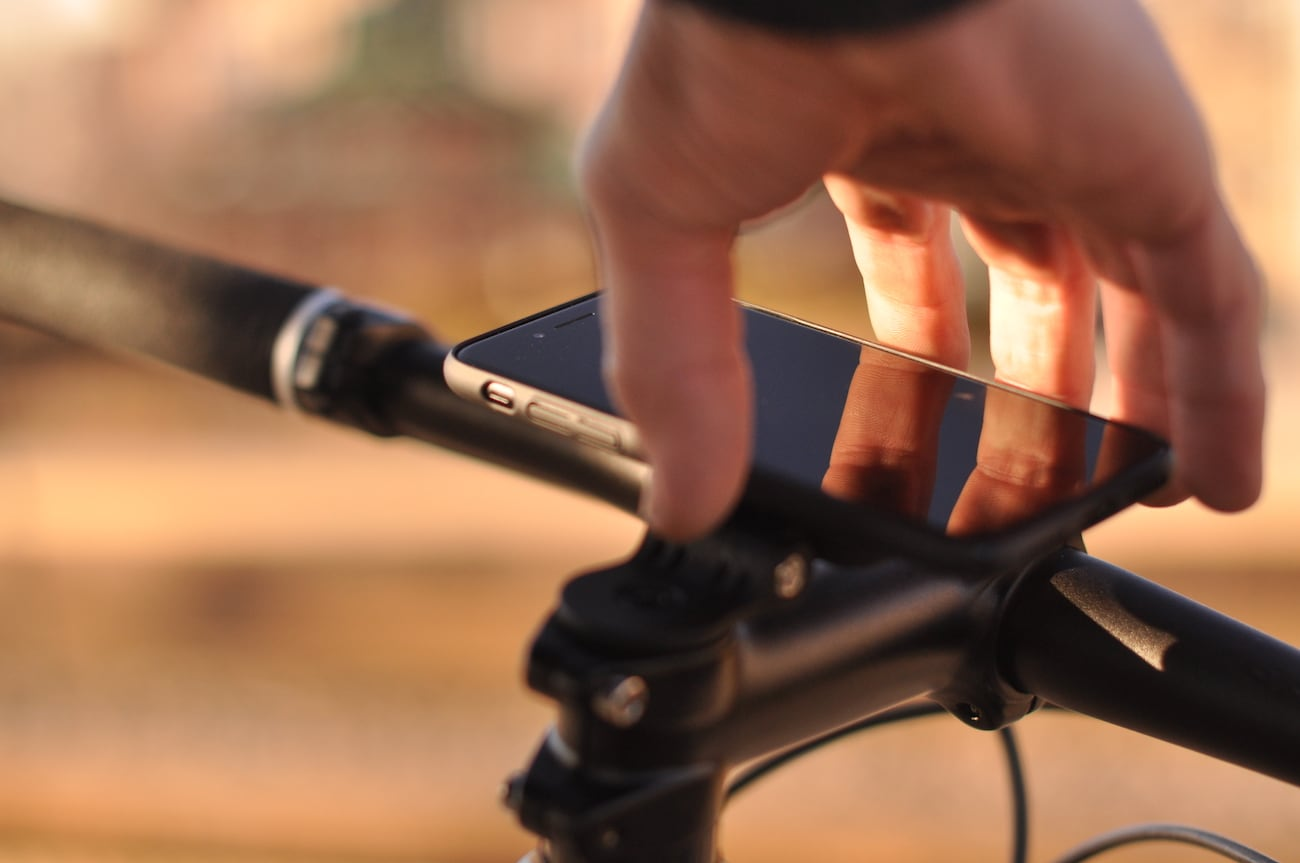 FormMount Phone Magnetic Smartphone Bike Mount