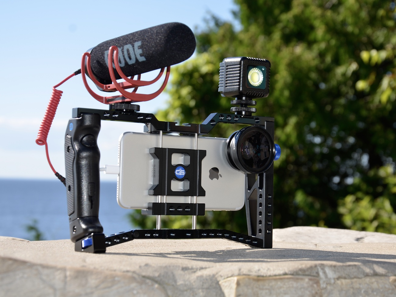 GRIP&SHOOT CAGE – Pro Mobile Rig