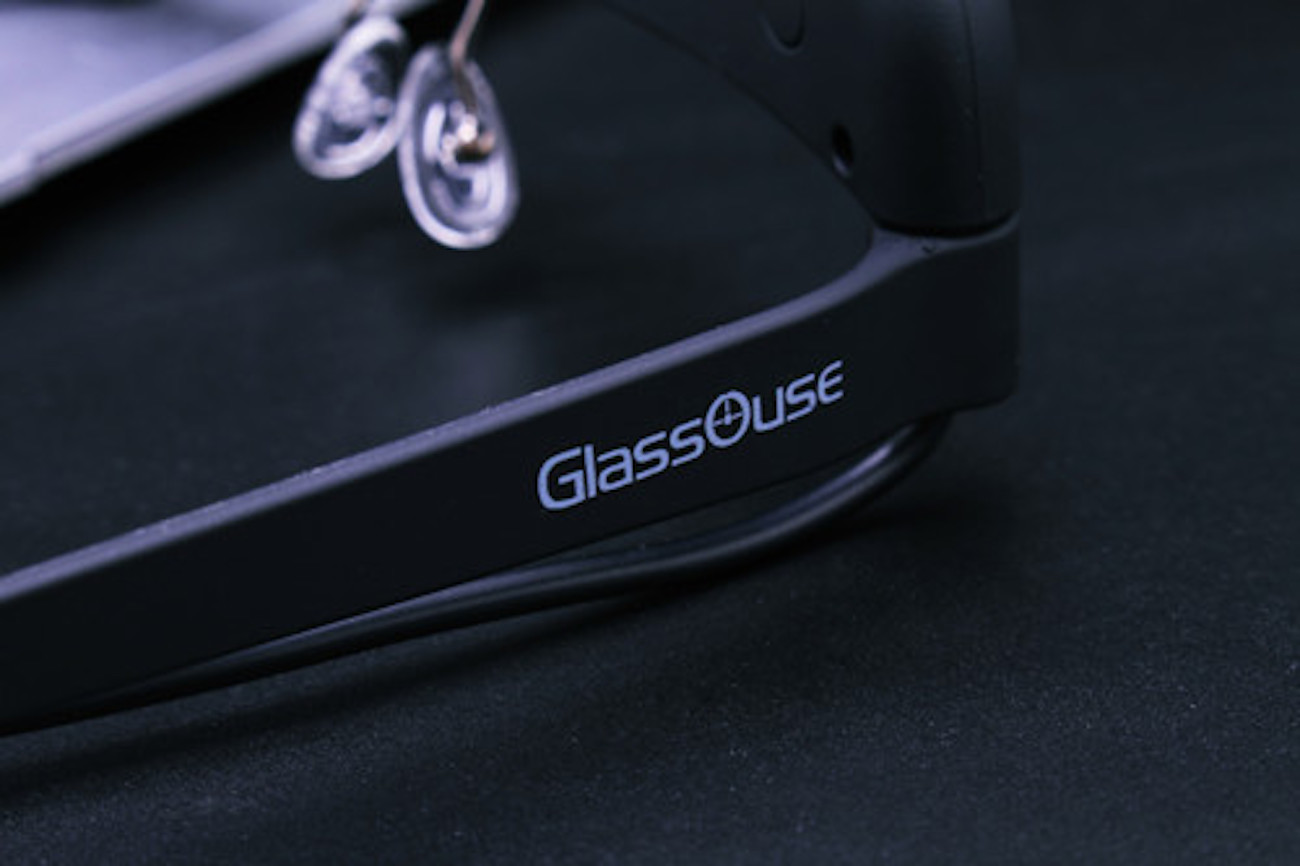 GlassOuse Hands-Free Assistive Device