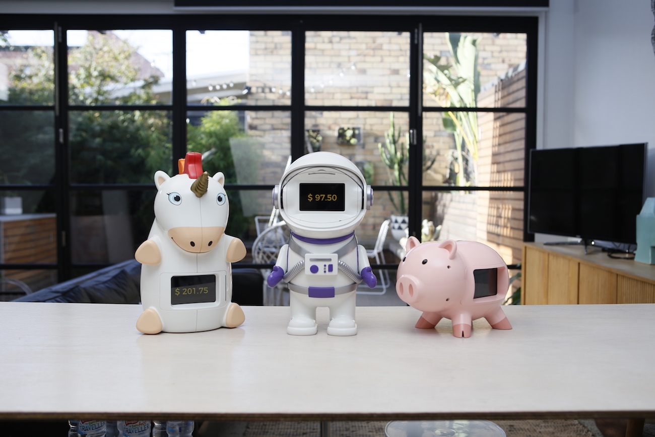 GoSave Smart Piggy Banks