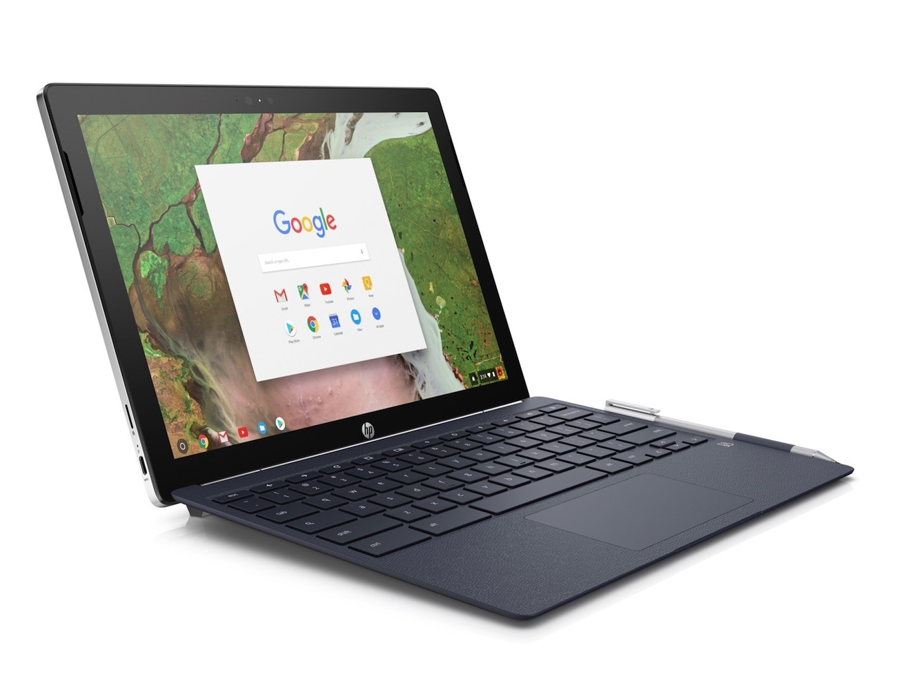 HP Chromebook x2 Chrome OS Convertible Laptop