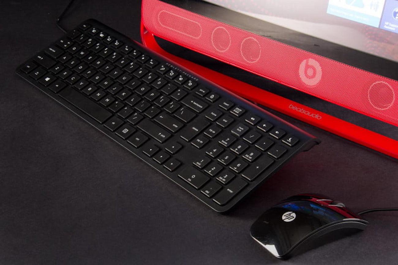 HP Envy 23xt Beats All-In-One PC