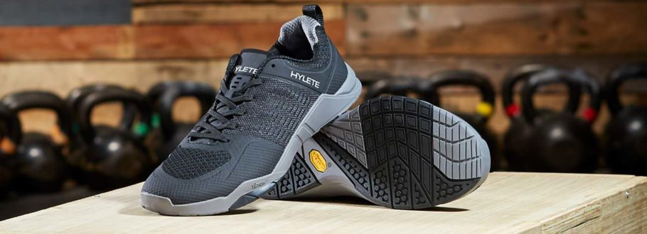 HYLETE's cross-training shoe will make you feel like an athlete