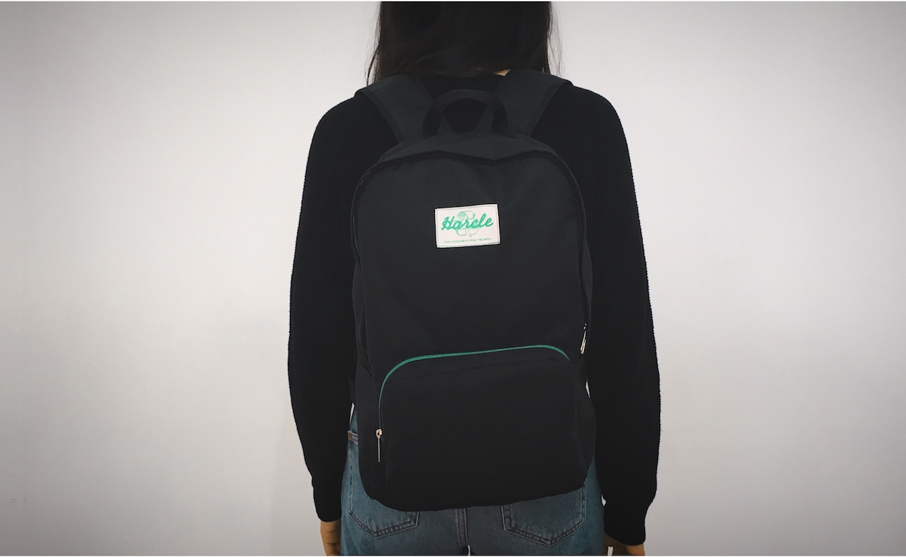 Harcle Eco-Friendly Backpack Set