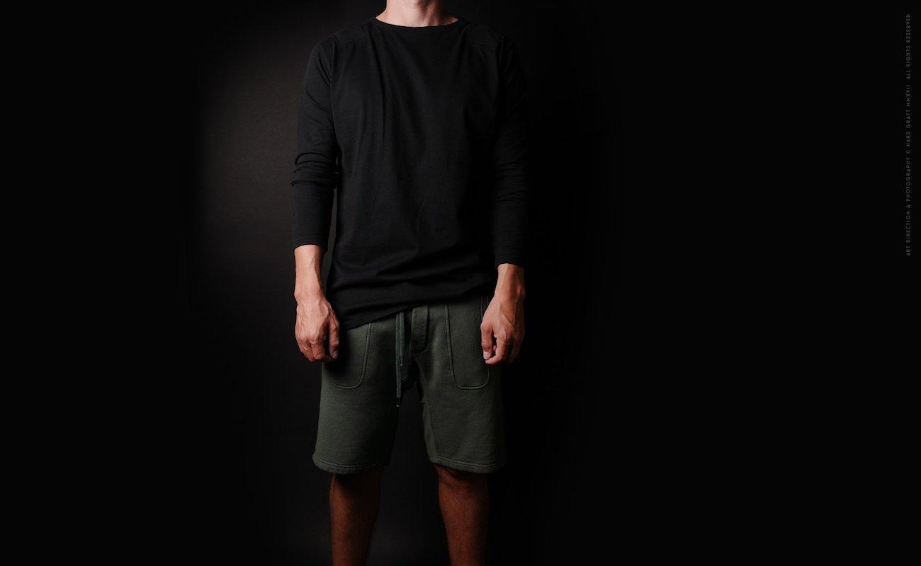 Hardgraft+Men%E2%80%99s+Rib+Shorts