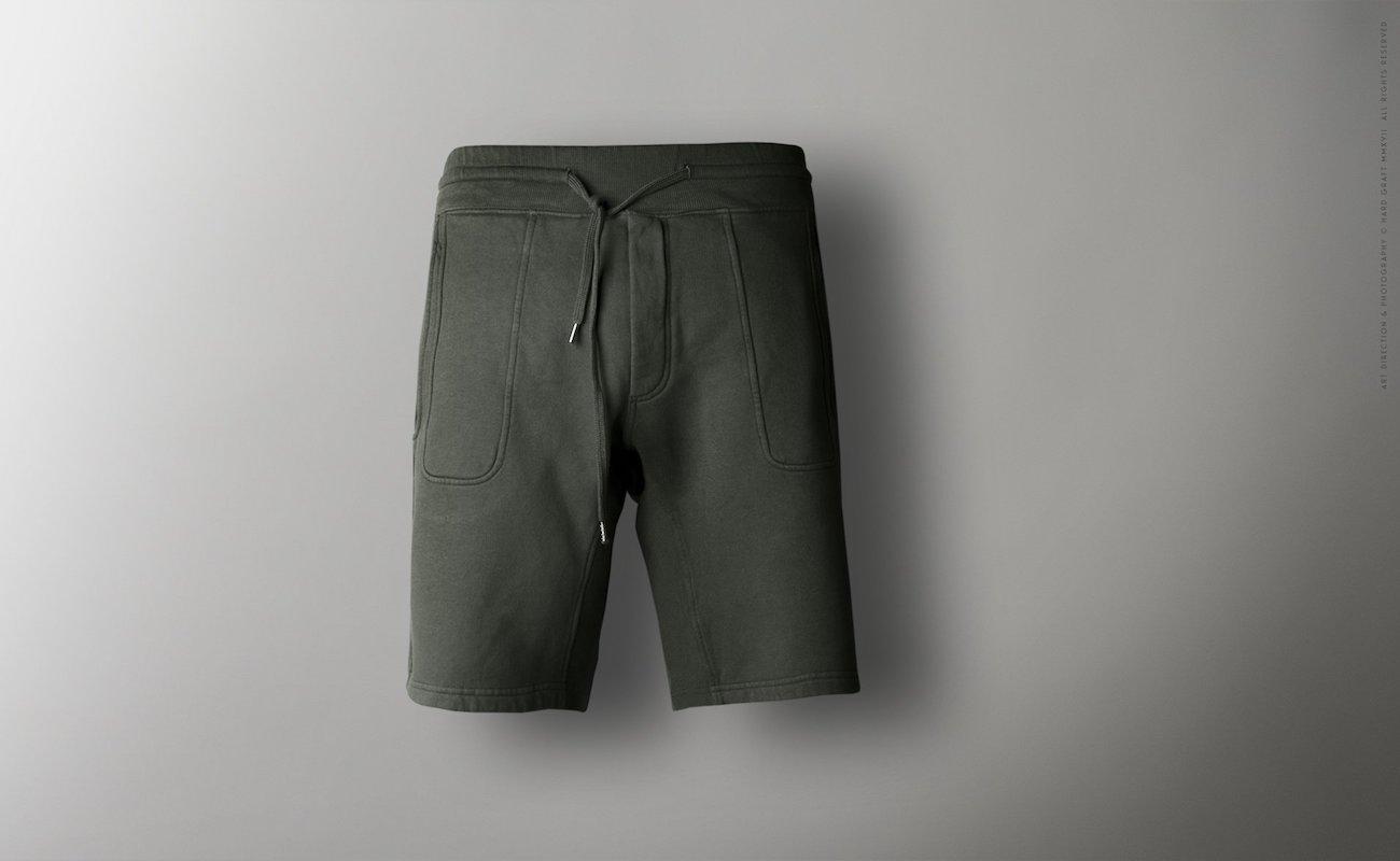 Hardgraft Men's Rib Shorts