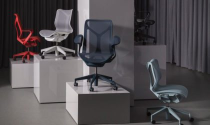 Here are the best chairs for work and play in 2019 - Herman Miller Cosm Office Chair
