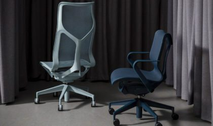 Here are the best chairs for work and play in 2019 - Herman Miller Cosm Office Chair 02
