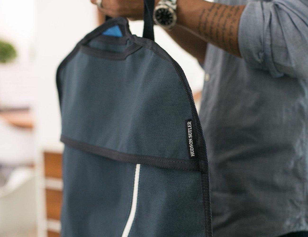 Hudson Sutler Wayfarer Garment Bag