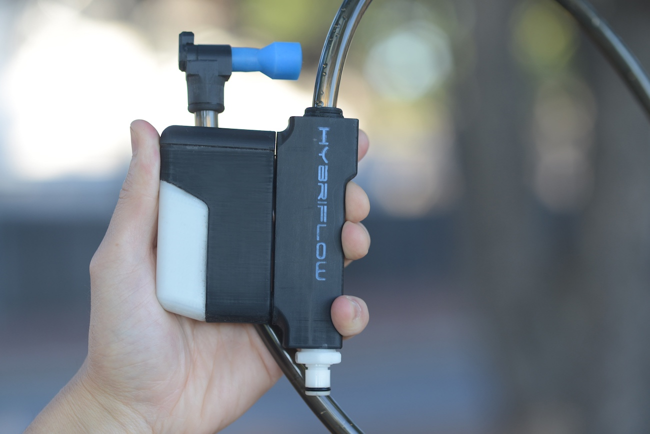 HybriFlow Custom Hydration Device