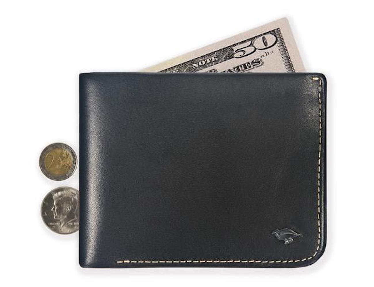 IKEPOD Hide and Carry Wallet
