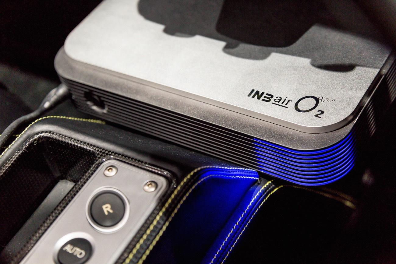 INBair O2 Portable Oxygen Purifier