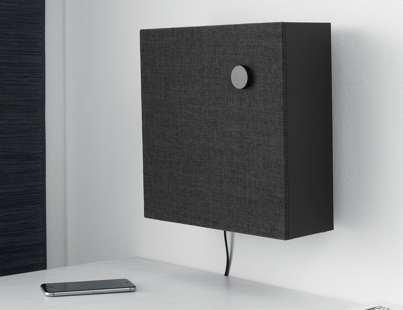 Ikea ENEBY Minimalist Bluetooth Speakers