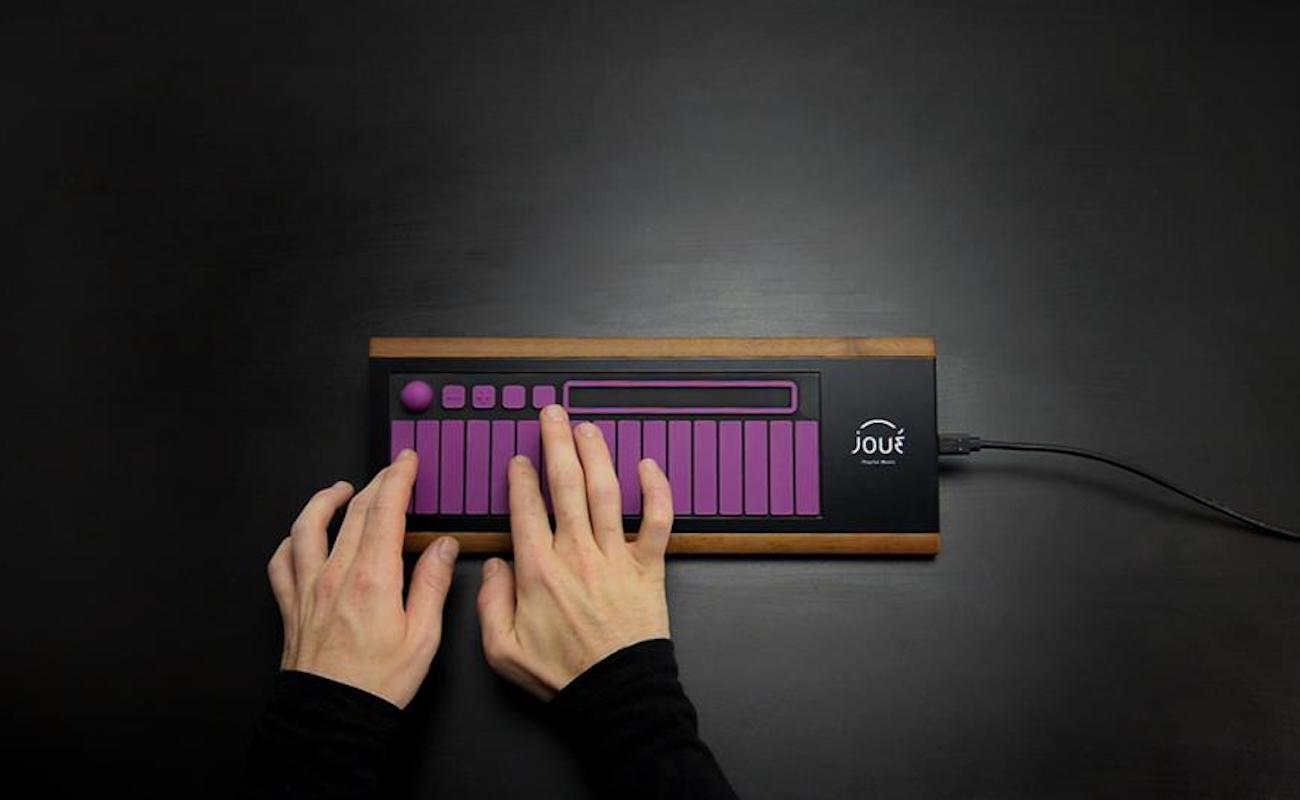 Joué Modular MIDI Controller Board