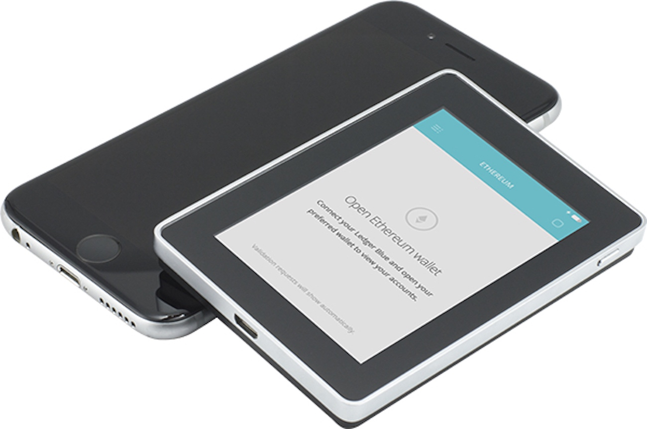 Ledger Blue Personal Security Device