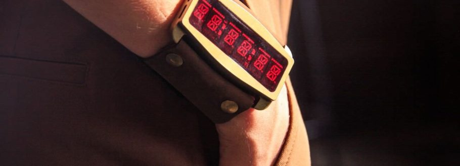 Escape from New York with the Lifeclock One retro smartwatch