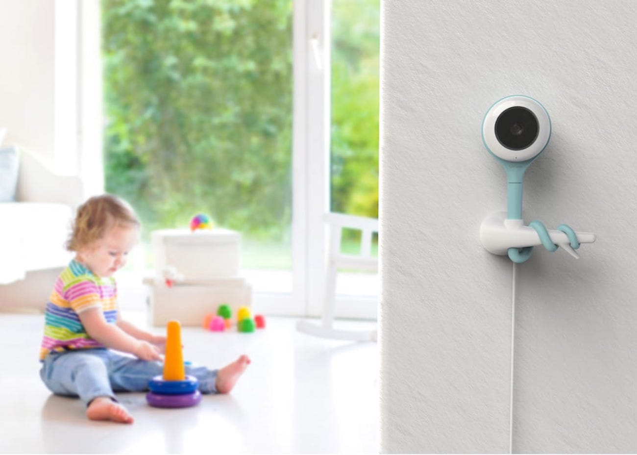 Lollipop Smart Baby Caring System