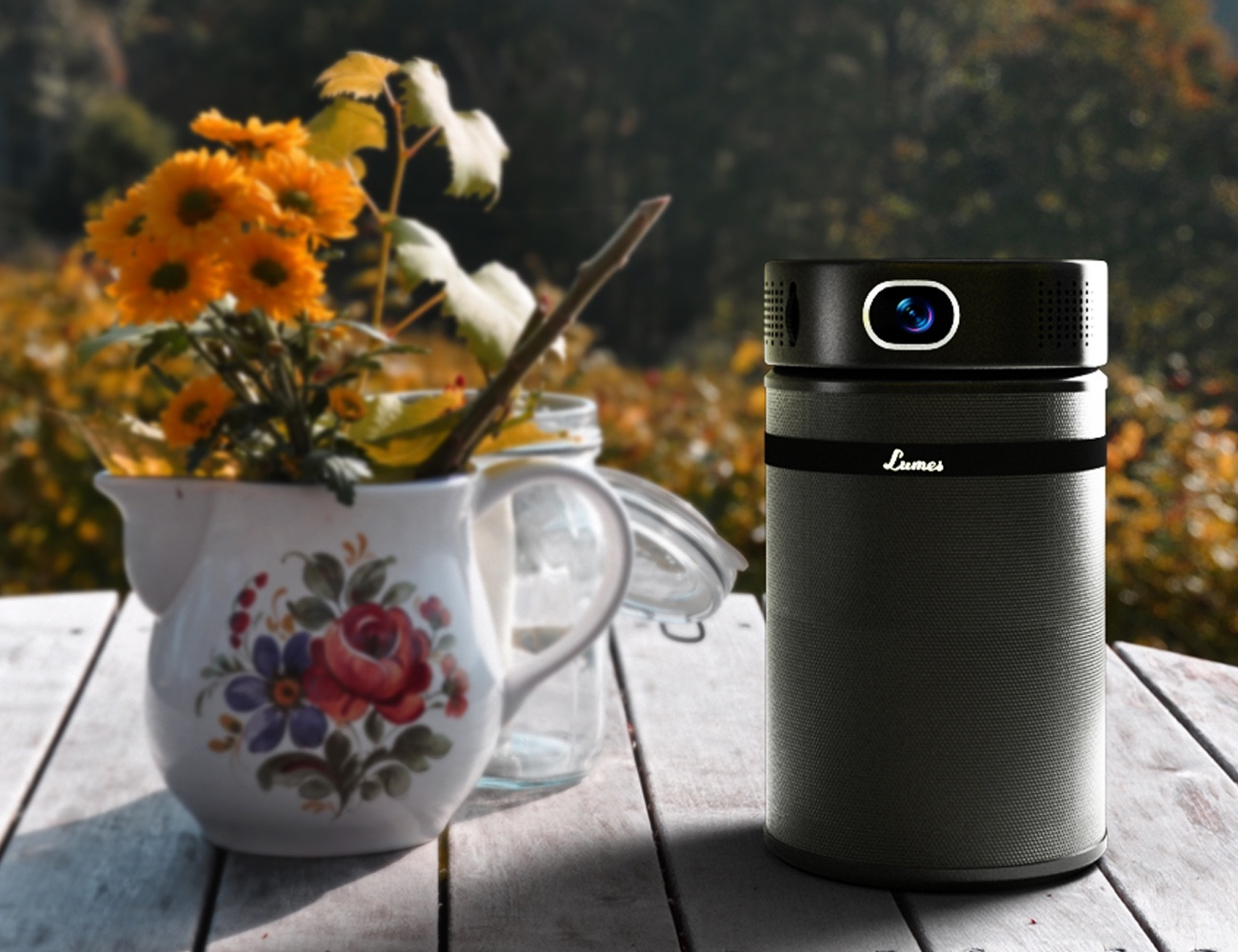 Lumes Portable All-In-One Projector