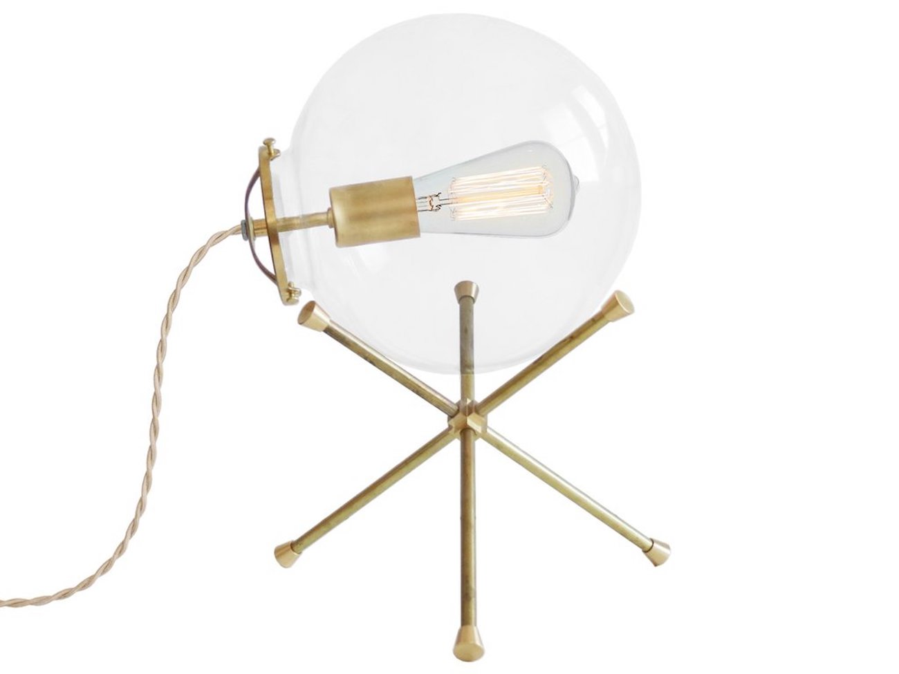 MPDESIGNSHOP Decatur Modern Table Lamp