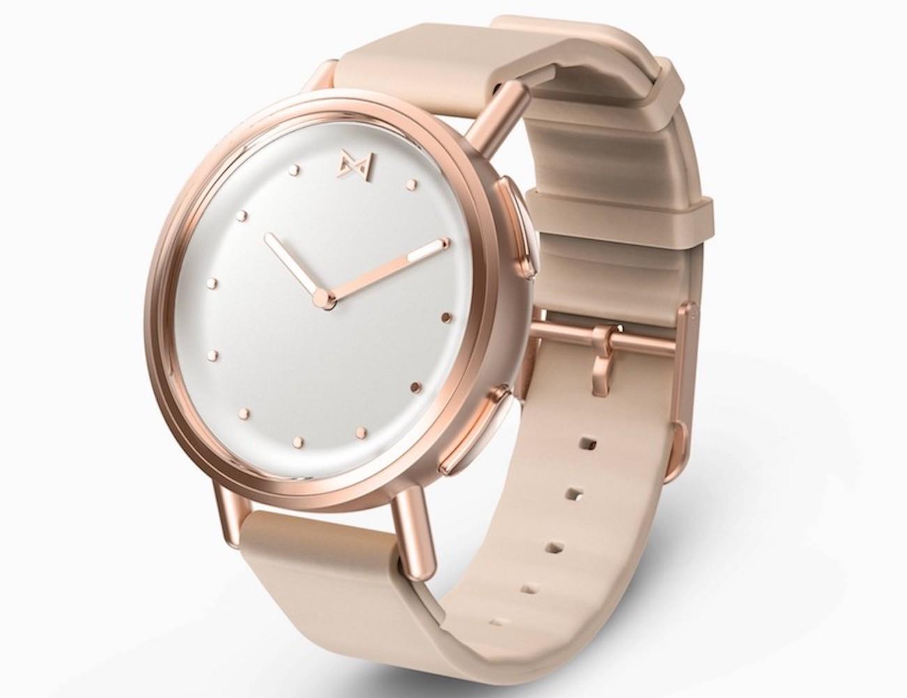 Misfit Path Minimalist Hybrid Smartwatch