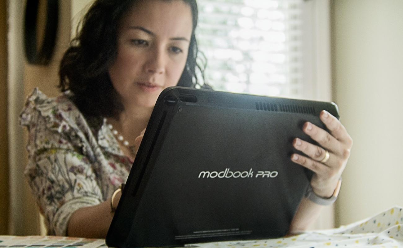 Modbook Pro X Convertible Mac Tablet Computer