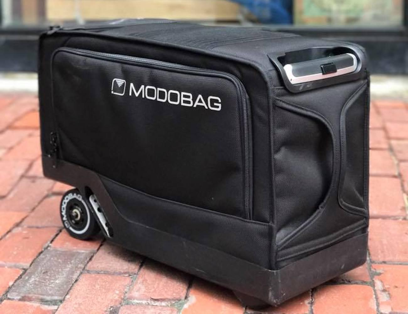 Modobag Motorized Rideable Carry-On Luggage