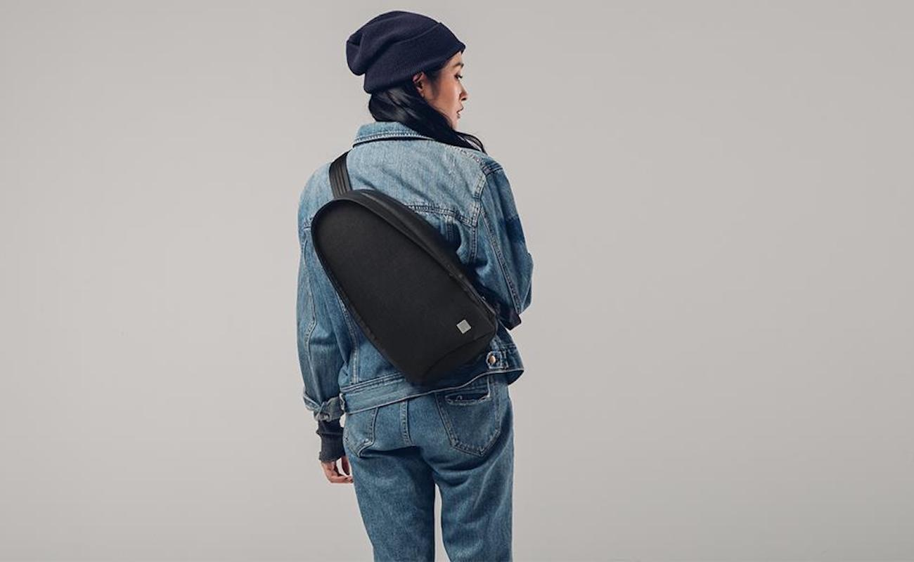 Moshi Tego Anti-Theft Crossbody Sling Bag
