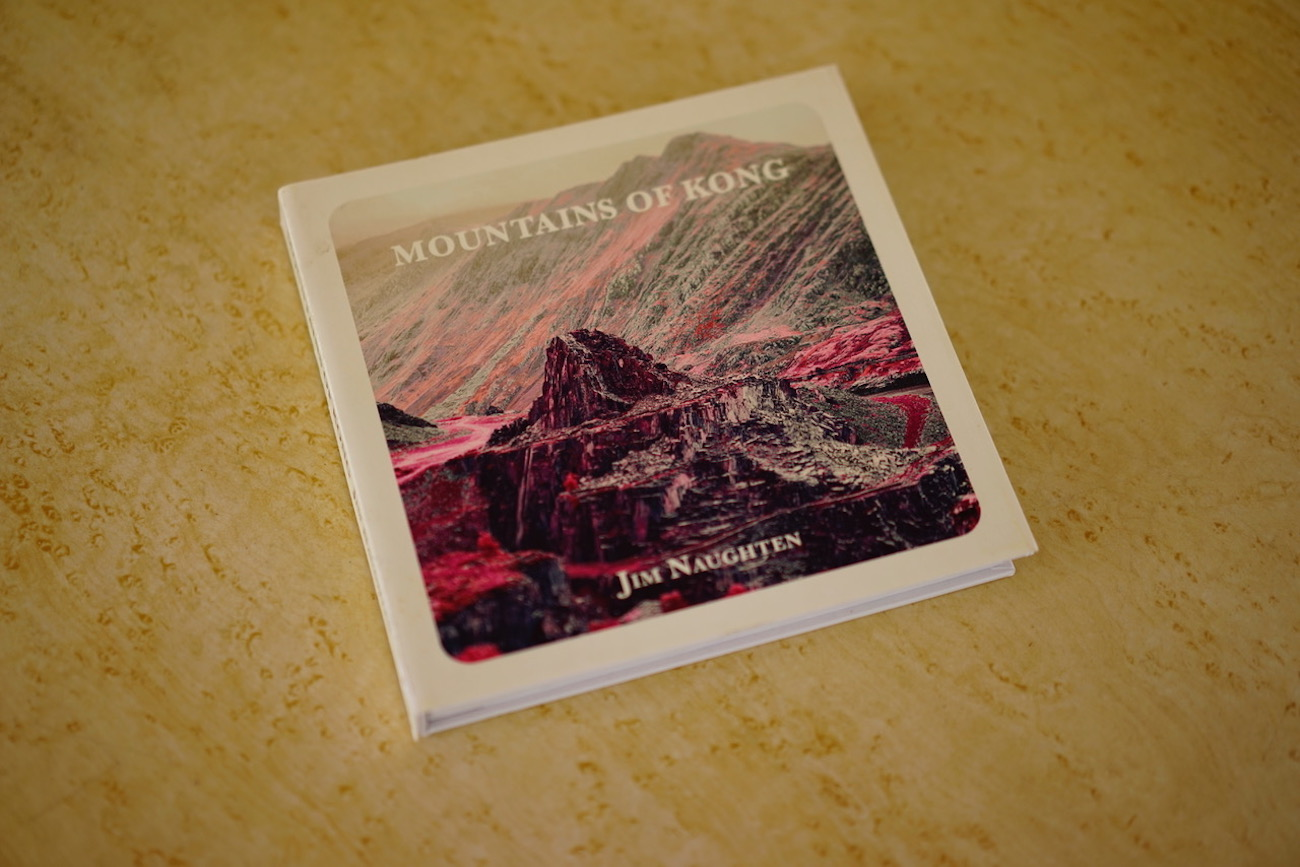 Mountains of Kong 3D Stereoscopic Photo Book