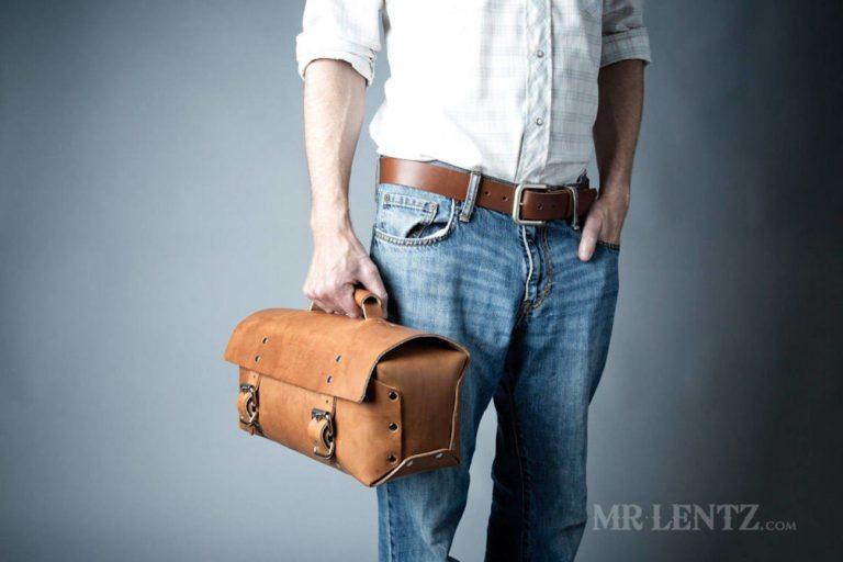 Mr.+Lentz+Men%E2%80%99s+Leather+Work+Bag